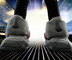 giant-robot-slippers