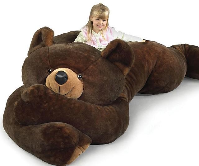 Giant Slumber Bear