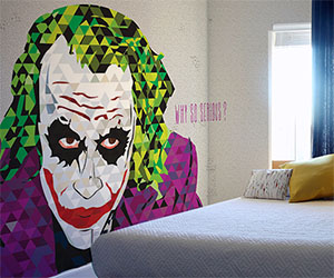 Giant Movie Wall Murals