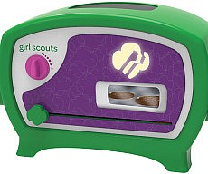 Girl Scout Cookies Oven