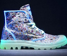 Glow In The Dark Boots