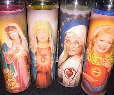 Golden Girls Prayer Candles