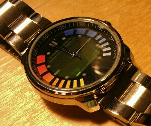 GoldenEye 007 Watch