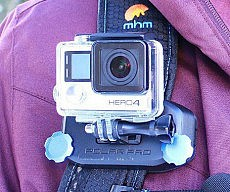GoPro Strap Mount