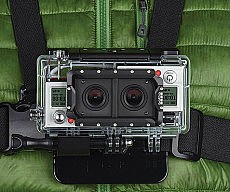 GoPro Dual Camera Case