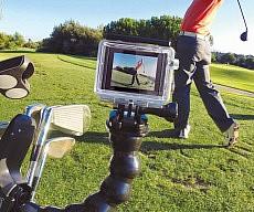 GoPro Flexible Clamp Mount