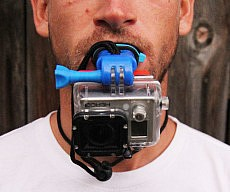 GoPro Mouthpiece Mount