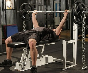 Gravity Release Bench Press