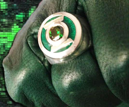 green lantern white lantern images
