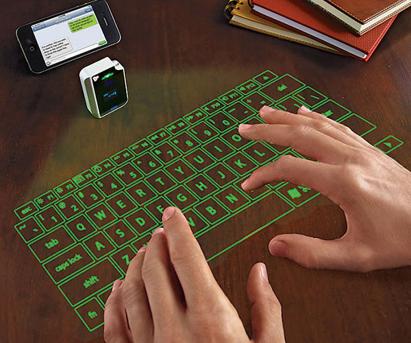 Virtual Infrared Keyboard