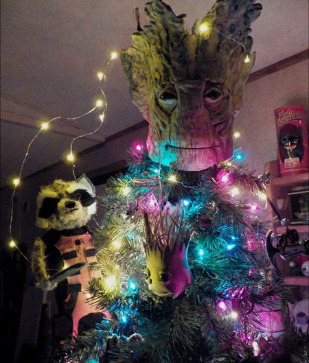 Why Do We Have Christmas Trees For Christmas: The Groot Christmas Tree Topper