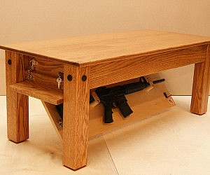 Gun Concealment Furniture