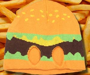 Hamburger Mask