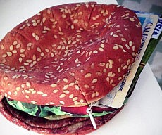 Hamburger Wallet