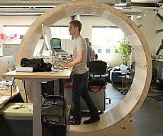 hamster-wheel-standing-desk