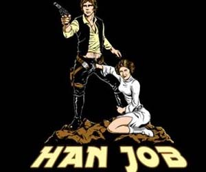 Han Job T-Shirt