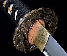 Hand Forged Samurai Sword