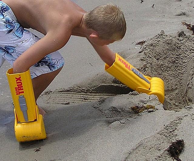hand-shovels