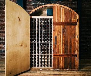 Hand Crafted Wooden Wine Cellars
