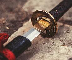 Handmade Japanese Sword