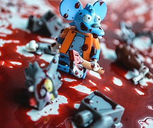 Handmade LEGO Figures