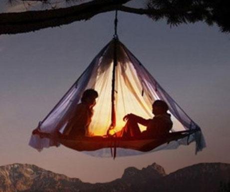 hanging-tent-platform