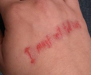 Harry Potter Temporary Tattoo