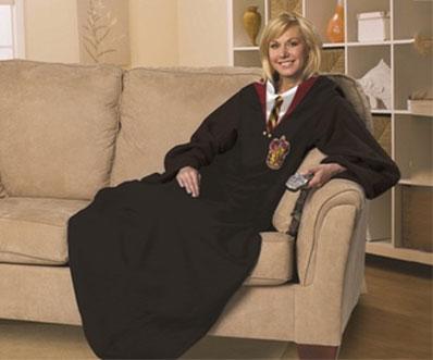 Harry Potter Sleeved Blanket