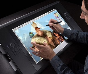 Interactive Pen Drawing Tablet