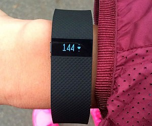 Heart Rate Monitor Wristband