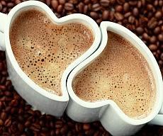 Heart Shaped Coffee Mugs