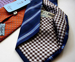 Hidden Pocket Ties