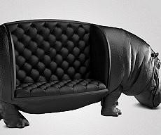 hippo-chair