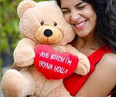 holla-bear