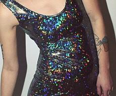 Rainbow Sparkle Dress