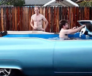 Cadillac Hot Tub