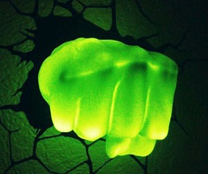Hulk Fist Nightlight
