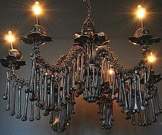 human-bones-chandelier