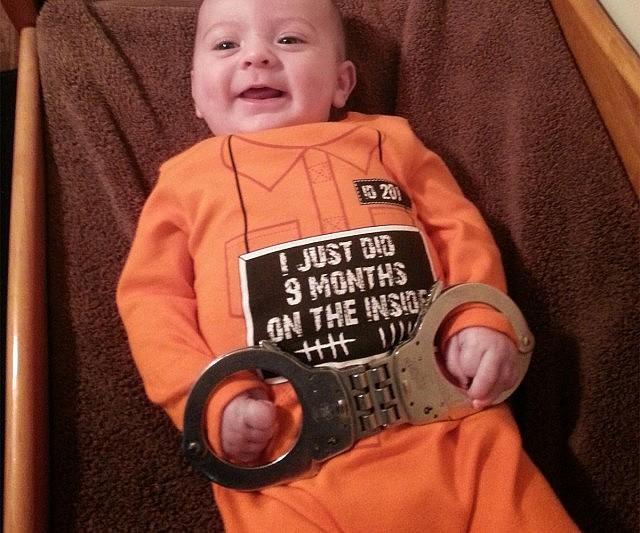 Prison Sentence Onesie