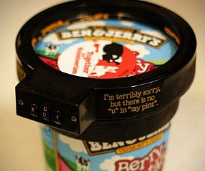 Ice Cream Lock