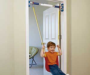 Door Frame Swing