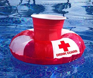 Inflatable Drink Floaties