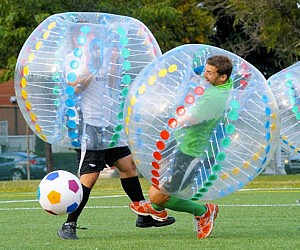 Inflatable Bumper Soccer