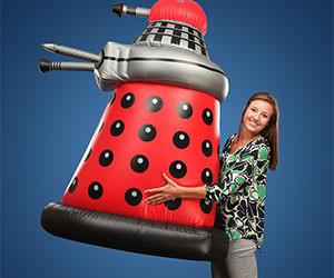 Doctor Who Giant Inflatable Dalek