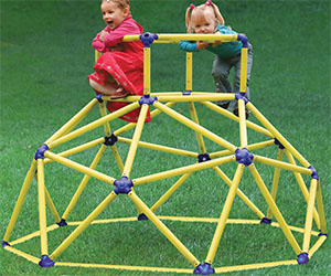 Instant Geodesic Dome