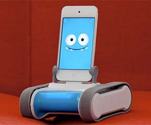 iPhone Powered Robot