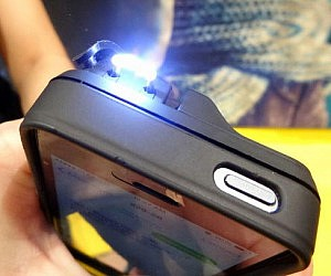 Stun Gun iPhone Case