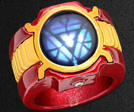 Iron Man Arc Reactor Ring Iron Man Arc Reactor Ring
