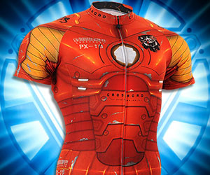 Iron Man Cycling Jersey