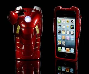 Iron Man iPhone Case